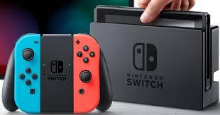 Гибридная <b>игровая приставка Nintendo Switch</b> вышла в продажу ...