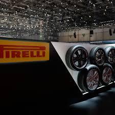 Geneva Motor Show: all the Best Cars Are Wearing <b>Pirelli</b>