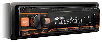 <b>Автомагнитола Alpine UTE-200BT</b>