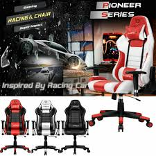<b>Furgle Office Chair</b> Gaming Chair Computer PU Leather Chairs ...