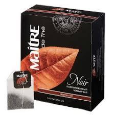 <b>Чай SAITO Japanese</b> Morning, <b>черный</b>, 100 пакетиков в конвертах ...