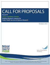 pre post doc research awards ppra public health services call for proposals