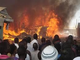 Resultado de imagem para igreja destruida pelo boko haram na nigéria