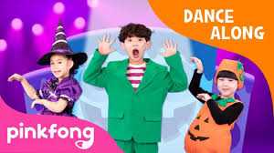 <b>Halloween</b> Songs | <b>Dance</b> Along | Pinkfong Songs for Children