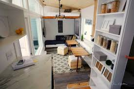 compact living space tiny houses ana white elevator bed tiny home design camper living