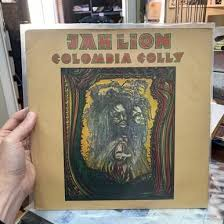 "<b>Jah Lion</b> ""<b>Colombia</b> Colly"" LP - The End of All Music"