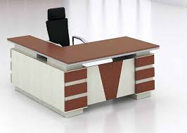 brilliant modern brilliant wood office desk