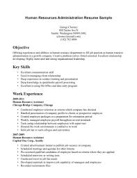 receptionist resume sample skills resume template writing receptionist resume sample skills human resources resume sample samples for job human resources resume sample