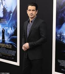 Colin Farrell to star in Harry Potter spin-off Fantastic Beasts ... via Relatably.com