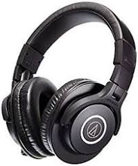 Amazon.com: Audio-Technica ATH-M40x Professional Studio ...