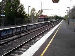 Rushall railway station