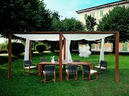 Esterni Casa Dei Designer : Estate allu ombra dei gazebo casa u design