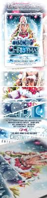 christmas event flyer template by yaniv k graphicriver christmas event flyer template flyers print templates