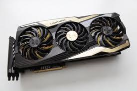 Тест и обзор: <b>MSI GeForce RTX</b> 2080 Ti Lightning Z - топовая ...
