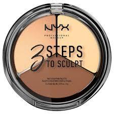 Купить <b>NYX professional makeup Палетка</b> для скульптурирования ...