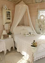 sweet shabby chic bedroom with a canopy bed bedroom ideas shabby chic