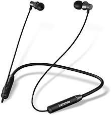 <b>Lenovo HE05</b> Neckband <b>Bluetooth</b> Headset-Black: Amazon.co.uk ...
