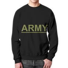Свитшот мужской с полной запечаткой ArmyRussia #1354471 от ...