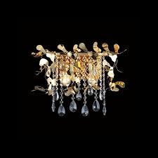 <b>Настенный светильник Crystal Lux</b> Romeo AP2 Gold купить в ...