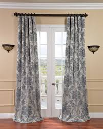 gray kitchen curtains full size of  grey and white damask window treatments bedroom curtains