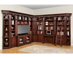 wall units for office parker house wellington library wall unit phwel set1 bookshelf file storage wall