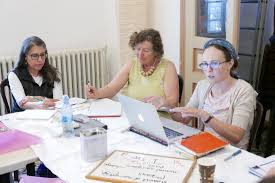 Writing Autobiography with Ilana Blumberg   WriteSpace Jerusalem Lev Raphael