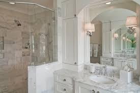 living room carolina design associates: white bathroom vanities traditional with chrome faucet marble bathrooms
