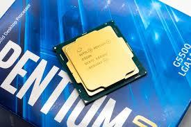 Обзор <b>процессора Intel Pentium Gold</b> G5500: гиперпень 2.0 ...