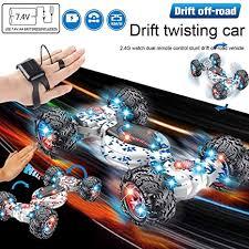 Remote Control Stunt Car,<b>2.4G</b> 4WD Stunt <b>Gesture Induction</b> ...