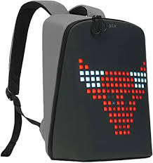 Smart LED Pix Backpack – 15 Laptop Backpack for ... - Amazon.com