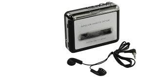 Кассетный <b>плеер Espada Cassette</b> Capture EZCAP с функцией ...