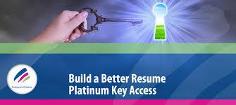 build a better resume platinum key employment helpdesk build a better resume platinum key