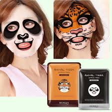 <b>HanChan</b> Skin Care <b>Plant Facial Mask</b> Moisturizing Oil Control ...