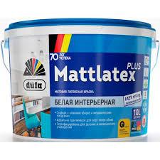 <b>Dufa Retail Mattlatex</b> Plus База 1, <b>краска</b> для стен и потолков ...