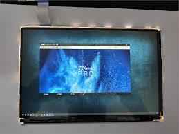 8.9 inch 1920*1200 IPS AIDA 64 Extended <b>Monitor LCD Display</b> ...