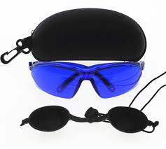 IPL safety <b>glasses</b> eye protection red <b>laser safety goggles</b> Medical ...