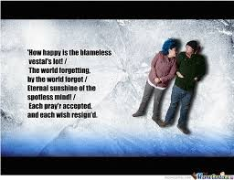 Eternal Sunshine Of The Spotless Mind by jperv - Meme Center via Relatably.com