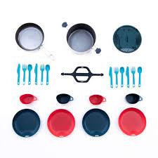 <b>Набор посуды</b> MH500 4п. (3,5 л) QUECHUA - купить в интернет ...