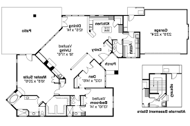 Contemporary House Plans   Norwich     Associated Designs    Contemporary House Plan   Norwich     Floor Plan