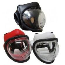 <b>Kudo</b> Full Face Mask Head Guard Martial Arts Weapons <b>Helmet</b> ...