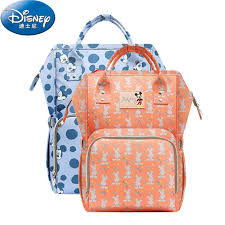 <b>Disney</b> Baby Bag <b>Diaper</b> Bag Maternity <b>Heating Nappy</b> Backpack ...