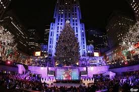 Image result for the rockefeller center christmas tree