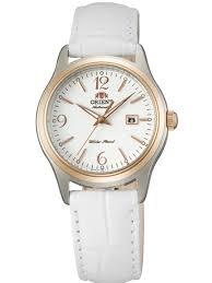 Наручные <b>часы ORIENT NR1Q003W</b> мех.жен. кож.бр-т,50m (арт ...