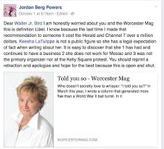 lisa dyer is now punishing students who support janice harvey and hippies suing worcester magazine for janice harvey article that called out their profit motive diversity trainings