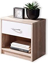 Wood - Bedside Tables / Bedroom Furniture: Home ... - Amazon.co.uk