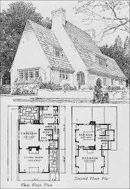 s English Cottage   Small Homes   Books of a Thousand Homes       Plan   John Floyd Yewell