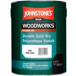 Быстросохнущий полиуретановый <b>лак Johnstones</b> Quick Dry ...