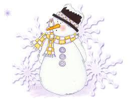 Znalezione obrazy dla zapytania płatki śniegu gif