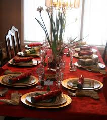 Holiday Dining Room Decorating Unique Dining Room Table Centerpiece Decorating Ideas For House