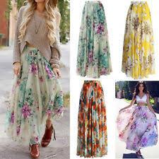 Orange High <b>Waist</b> Regular Size Skirts for Women for sale | eBay
